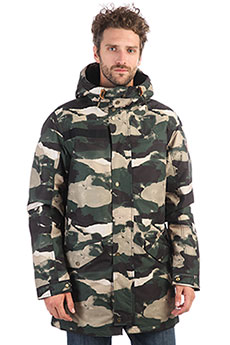 Куртка парка QUIKSILVER Cordova Parka Grape Leaf_resin Cam