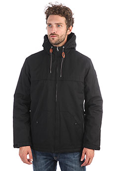 Куртка QUIKSILVER Wanna Black