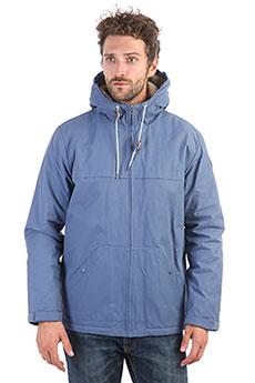 Куртка утепленная QUIKSILVER Wanna Bijou Blue