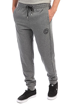 Штаны спортивные DC Rebel Charcoal Heather