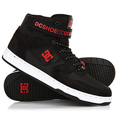 Кеды высокие DC Pensford Se Black/White/Red