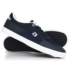 Кеды низкие DC Wes Kremer Navy/Blue/White