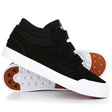 Кеды высокие DC Evan Hi V S Black/White