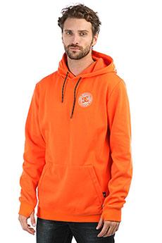 Толстовка сноубордическая DC Snowstar Po Red Orange