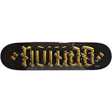 Дека для скейтборда Nomad Digital Era Black Deck Nmd3 31.75 x 8.0 (20.3 см)