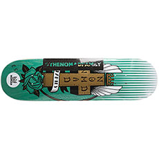 Дека для скейтборда Nomad Lords Green Deck Nmd1 32.125 x 8.5 (21.6 см)