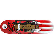 Дека для скейтборда Nomad Lords Red Deck Nmd1 32 x 8.25 (21 см)