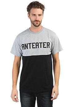 Футболка Anteater 383 Grey/Black