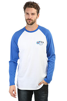 Лонгслив Anteater Long070 White/Blue