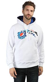 Толстовка кенгуру Anteater Hoodie-pepsi White