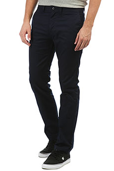 Штаны прямые DC Worker Straight Dark Indigo
