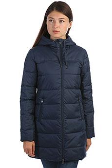 Куртка зимняя женская Roxy Evening Shadow Dress Blues