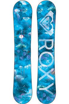 Сноуборд женский Roxy Xoxo C2e Aqua