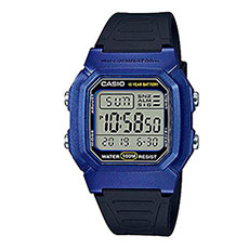 Электронные часы Casio Collection w-800hm-2avef Blue