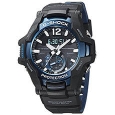 Электронные часы Casio G-Shock Premium gr-b100-1a2er Blue/Black