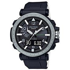 Электронные часы Casio Sport prw-60yae-1aer Black