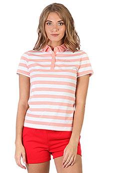 Поло женское ANTA 86623114 Розовое