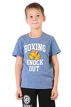 Футболка детская ANTA W35728142 Синяя