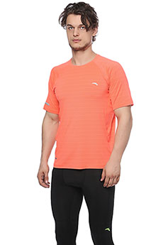 Футболка ANTA 85615142 оранжевая