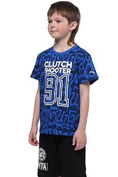 Футболка детская ANTA 35721145 Синяя