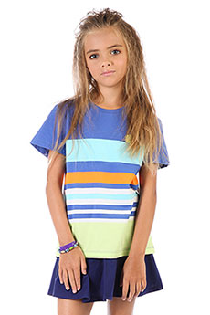 Футболка детская ANTA 35729141 Синяя