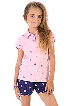 Поло детское ANTA 36727110 Розовое