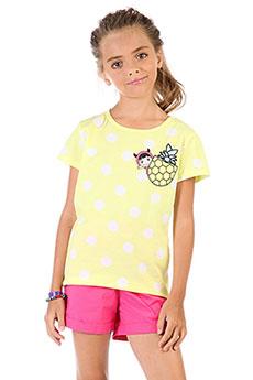 Футболка детская ANTA 36729150 Желтая