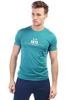Футболка ANTA 85817158 Зеленая