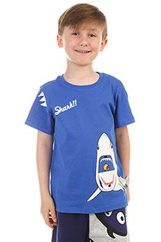 Футболка детская ANTA W35829145 Синяя