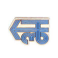 Значок Запорожец Х Waf-waf Зх