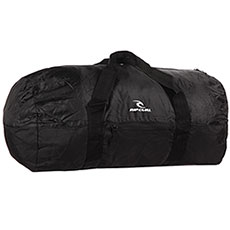 Сумка спортивная Rip Curl Packable Duffle  Black