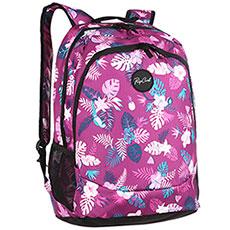 Рюкзак школьный женский Rip Curl Proschool Flora Purple