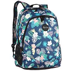 Рюкзак школьный женский Rip Curl Proschool Flora Blue