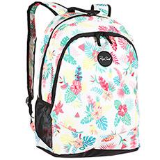 Рюкзак школьный женский Rip Curl Proschool Flora White