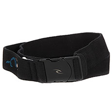 Ремень Rip Curl Fun & Easy Belt  Black