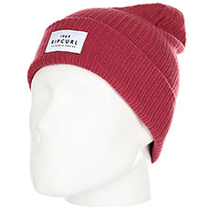 Шапка женская Rip Curl Essentials Beanie Slate Rose