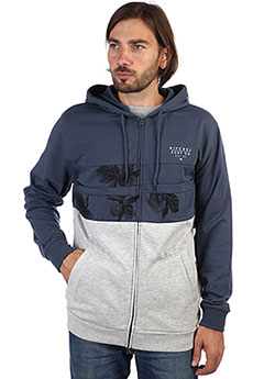 Толстовка классическая Rip Curl Blocking Surf Fleece Midnight Navy