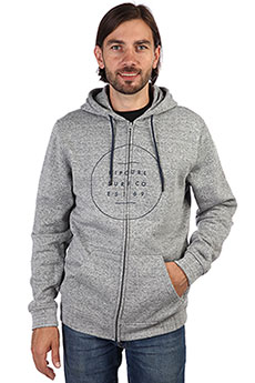 Толстовка Rip Curl All Around Surf Fleece Cement Marle