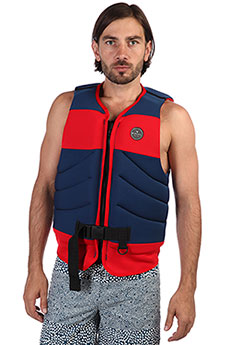 Жилет Rip Curl Dawn Patrol Vest Red