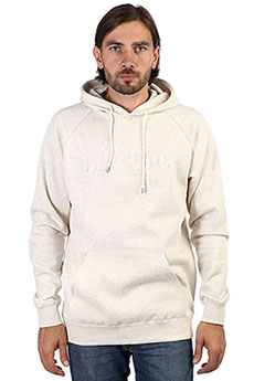 Толстовка кенгуру Rip Curl Pipe Dream Fleece Light Gray Marle