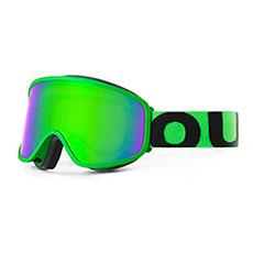 Маска для сноуборда OUT OF Flat Fluo Green(green Mci)