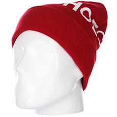 Шапка DC Skate Beanie Tango Red