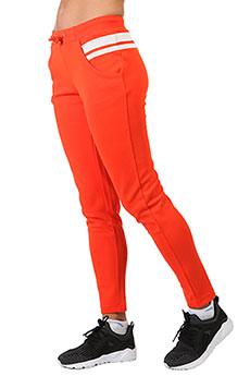 Штаны спортивные женские ANTA 86618757-2 Оранжевые