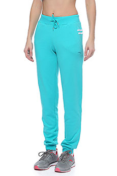 Штаны спортивные женские ANTA 86617750-2 Голубые