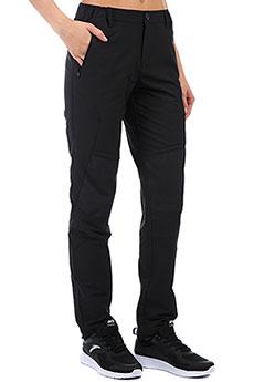Штаны прямые женские ANTA 86746551-2 Черные