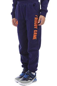 Штаны спортивные детские ANTA W35749762-2 Синие