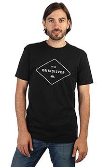 Футболка QUIKSILVER Fluidflow Black