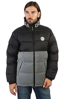 Куртка зимняя DC Gosforth Black