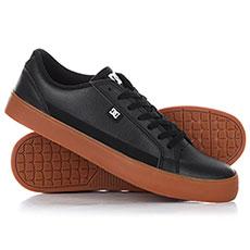 Кеды низкие DC Lynnfield Black/Gum