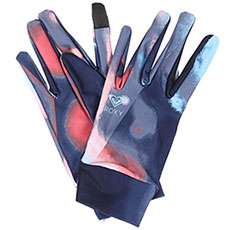 Перчатки женские Roxy Liner Gloves Coral Cloud dusk Swi